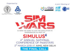 First Pediatric SIMWARS