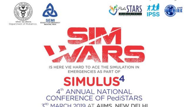 First Pediatric SIMWARS