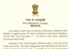 Message from Vice-President of India